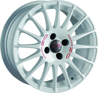 "OZ Racing Superturismo WRC 16""                  160540"